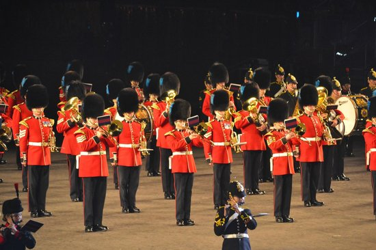 The Royal Edinburgh Military Tattoo: Tattoo 2014