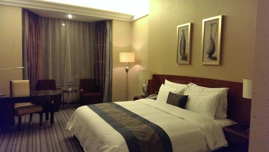 Asta Hotel Shenzhen: 房間