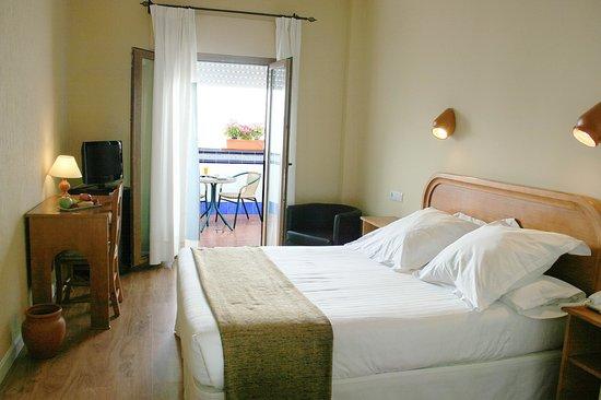Hotel Los Cantaros: Dormitorio