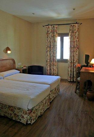 Hotel Los Cantaros: Habitación