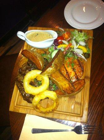 Hyltons: The Steak
