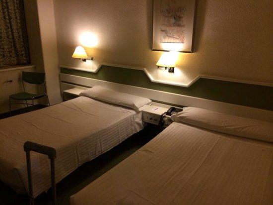 Weare Chamartín Hotel: Primera imagen