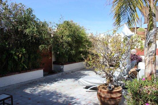 Riad Noos Noos: Outside terrace room