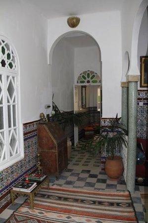 Dar Nakhla Naciria: Interior