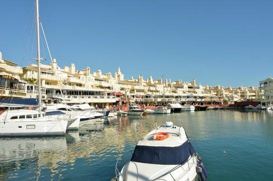 Benalmadena Puerto Marina : A touch of Class