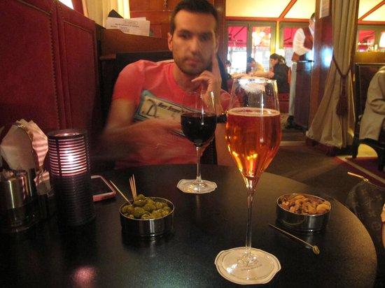 Le Fouquet's: special cocktail