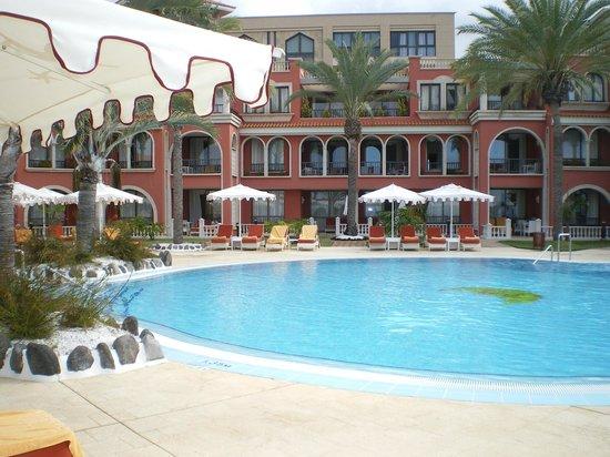 Iberostar Grand Hotel Salome: Pool area