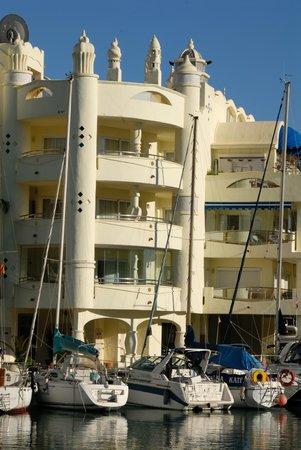 Benalmadena Puerto Marina : Gutes Ambiente