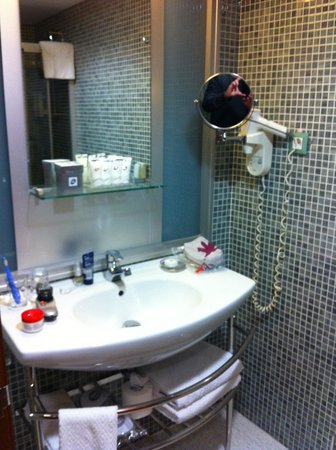 Limak Ambassadore Hotel Ankara: toilette