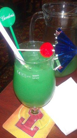Cavens Arms: cocktail pitcher