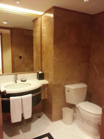 Harbour Grand Kowloon: Bathroon