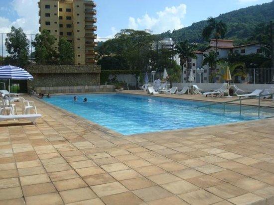 Grande Hotel do Lago: Piscina.