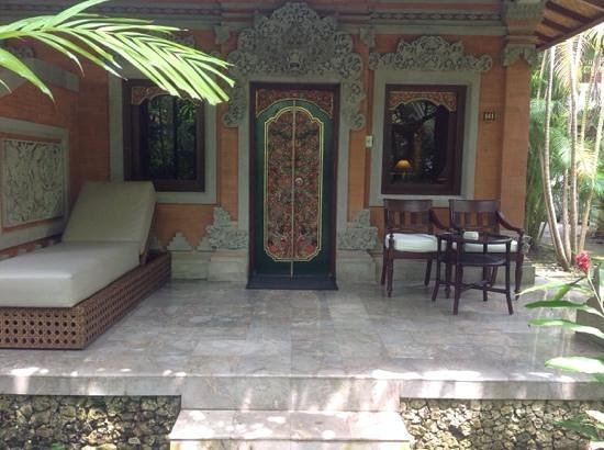 Puri Santrian : Bungalow Room