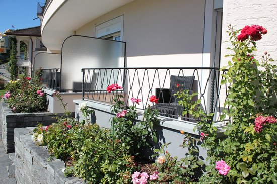Hotel Tobler : Gartenzimmer