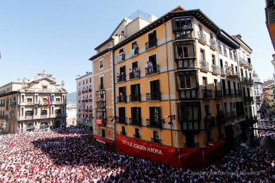 Erreka Incoming Navarra: Plaza Ayuntamiento