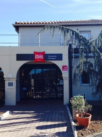 Ibis Montpellier Fabregues : IBIS FABREGUES