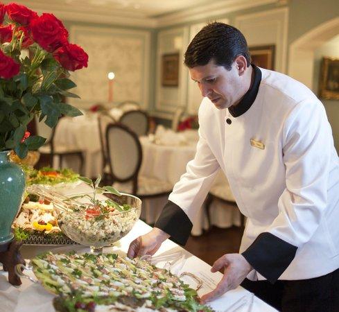 Kurotel Longevity Medical Center & Spa: Restaurante Kur