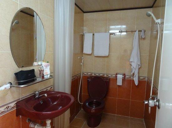 Thien Vu Hotel: salle de bain