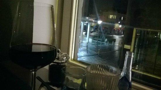Brasserie Stefanie's : tafel