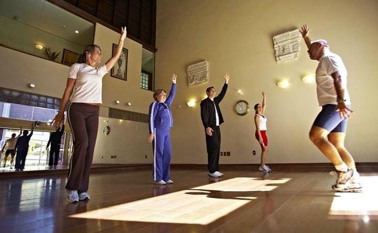Kurotel Longevity Medical Center & Spa: Aula de Dança
