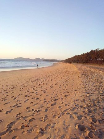 Agonda, India: Galjibag beach Babash