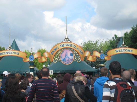 Disneyland Park: παρκο ντισνειλαντ