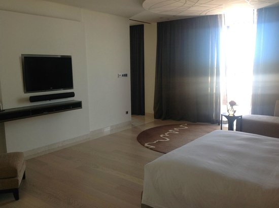 Park Hyatt Abu Dhabi Hotel & Villas : Bedroom