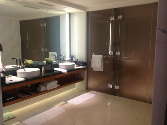 Park Hyatt Abu Dhabi Hotel & Villas : Bathroom