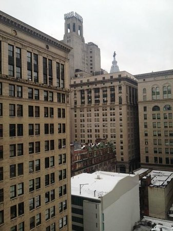 Holiday Inn Express Philadelphia-Midtown: View from 16th Floor