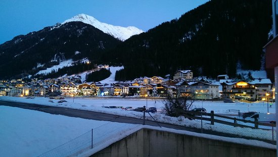 Collina - Hotel & More: View from the balcony
