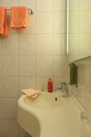 Zell-Zellertal, Deutschland: Badezimmer (Beispiel)