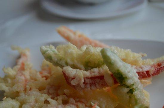 Siam Thai & Teppanyaki Restaurant: Kakiage Tempura