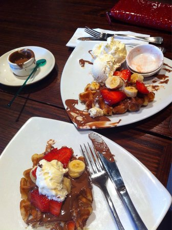 Max Brenner Chocolate Bar - Tuggerah