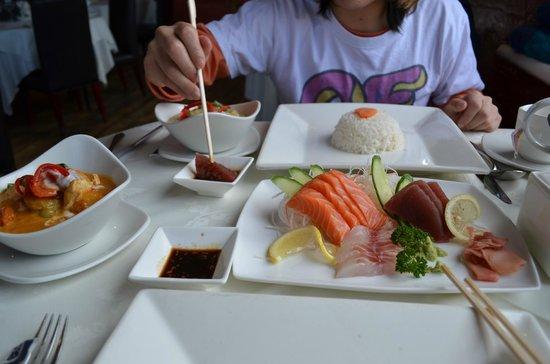 Siam Thai & Teppanyaki Restaurant: Lunch