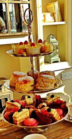 Great John Street Hotel: Afternoon Tea - Cakes