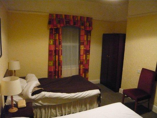 Bay Marine Hotel: Room 227