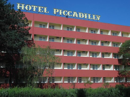 Hotel Piccadilly: Outside view