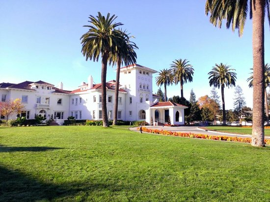 Dolce Hayes Mansion: Hayes Mansion: Hauptgebäude