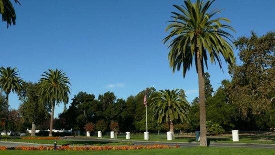 Dolce Hayes Mansion: Edenvale Garden Park direkt am Hotel