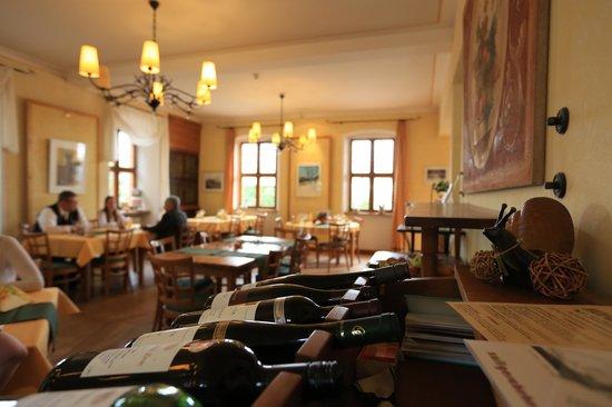 "Zell-Zellertal, Deutschland: Restaurant ""kollektur"""