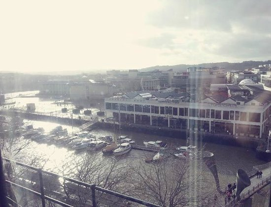 The Bristol : View from the Room