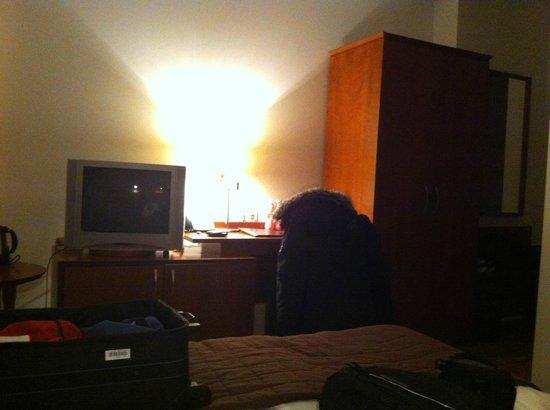 CenterHotel Plaza: Our Room