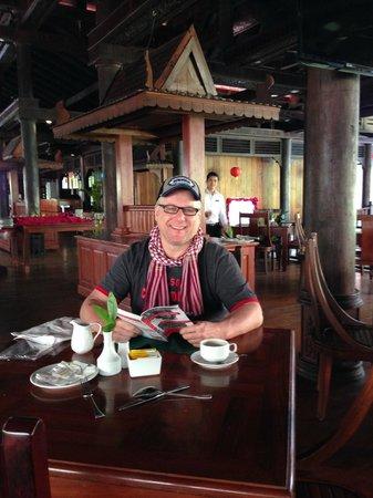 Sokhalay Angkor Villa Resort: Another happy Customer...