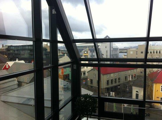 CenterHotel Plaza: The sights from floor 6