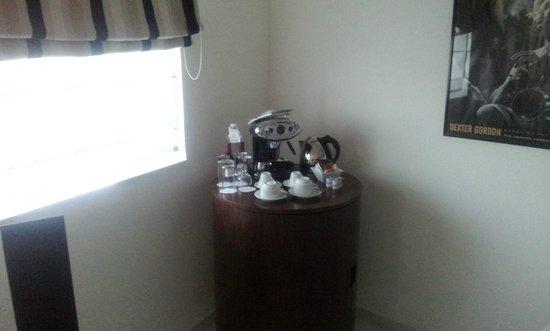 The Palace : La macchina del Caffè