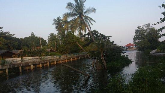Lamai Beach Residence: juste devant la residence