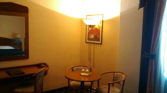 Hotel Kampa-Stara Zbrojnice: Room
