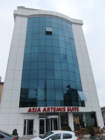 Asia Artemis Suite: Cepheden otel
