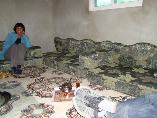 Amman Pasha Hotel : Visiting with the Bedouin Friends