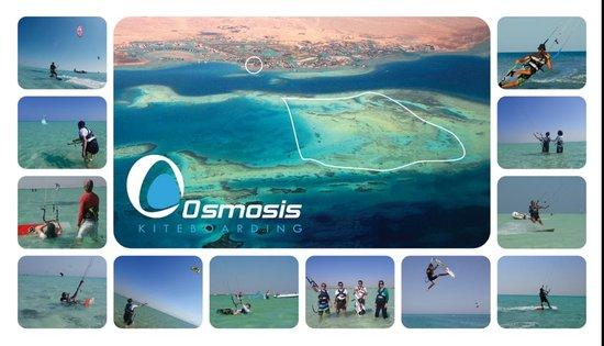 Osmosis Kiteboarding
